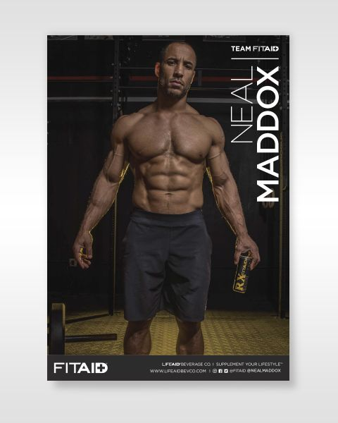 NEAL MADDOX POSTER