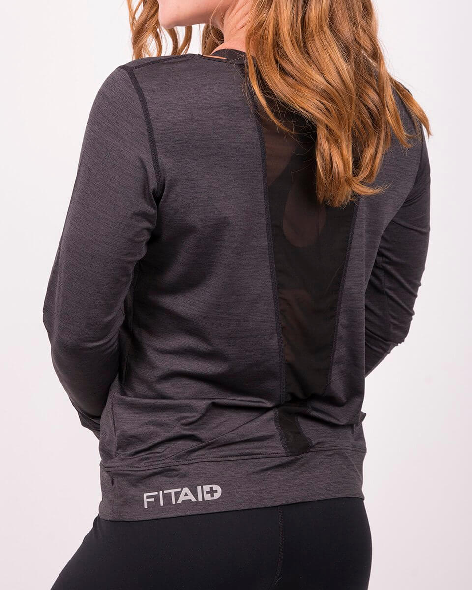 FITAID MESH-V TOP